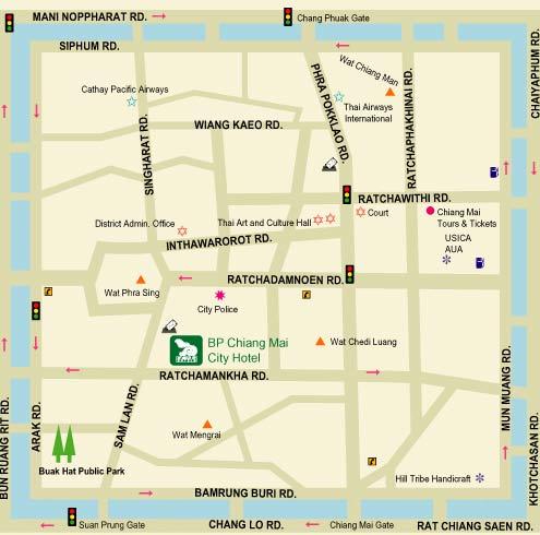 BP Chiang Mai - Chiang Mai, Thailand on night market map, chiang mai night bazaar shopping, chiang mai thailand sweethearts, koh tao map, chiang mai sunday market,